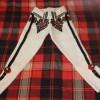 Spodnie góralskie junior - wzór C