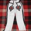 Spodnie góralskie chłopięce, żywieckie
