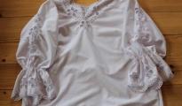 Bluzka haftowana - wzór K1