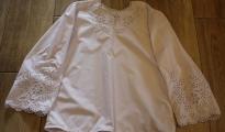 Bluzka haftowana - wzór J12