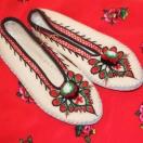 Pantofle damskie r.36-39