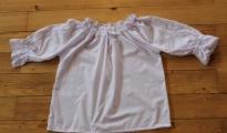 Bluzka haftowana - wzór B1