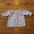 Bluzka haftowana – wzór B1
