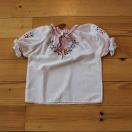 Bluzeczka haftowana – wzór D2