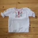 Bluzeczka haftowana – wzór D5