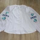 Bluzka haftowana – wzór D6