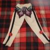 Spodnie góralskie - wzór F - używane