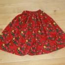 Spódnica dł 55cm – różne kolory i wzory