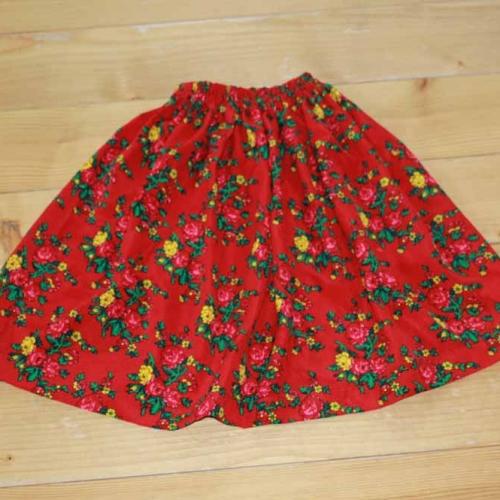 Spódnica dł 60cm – różne kolory i wzory