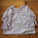 Bluzka haftowana – wzór K1