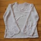 Bluzka haftowana – wzór J4