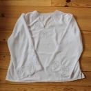 Bluzka haftowana – wzór J3