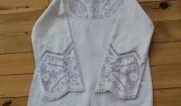 Bluzka haftowana - wzór J8