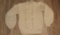 Sweter chłopięcy z wełny