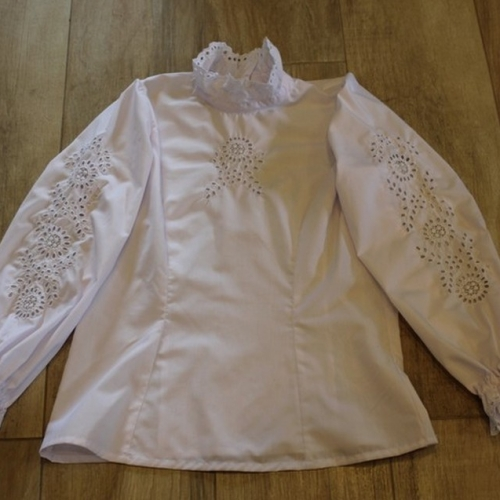 Bluzeczka haftowana – wzór G2