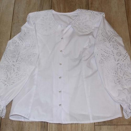 Bluzka haftowana – wzór H2